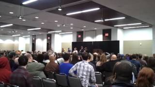 Serenity Panel at Dallas SciFi Expo 2012