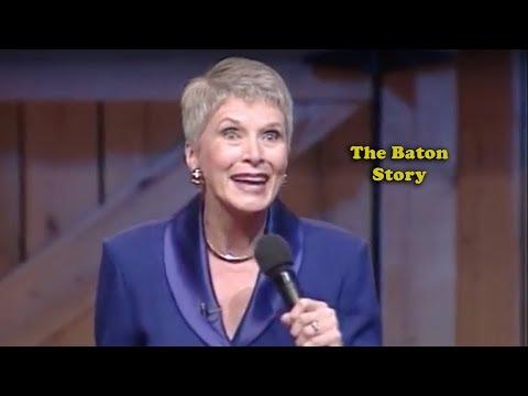 Jeanne Robertson   The Baton Story