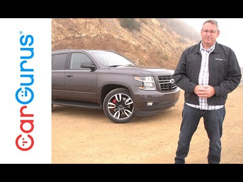 2018 Chevrolet Tahoe | CarGurus Test Drive Review
