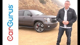 2018 Chevrolet Tahoe  CarGurus Test Drive Review