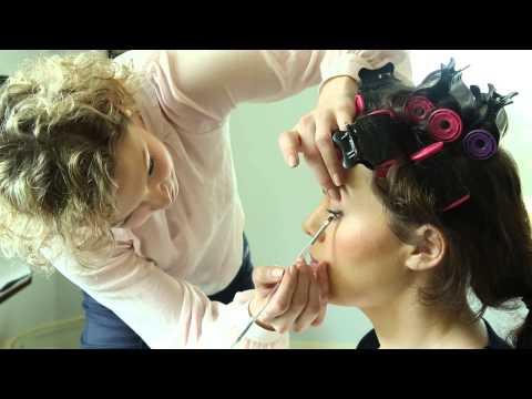 Hair & Makeup - Video Proof