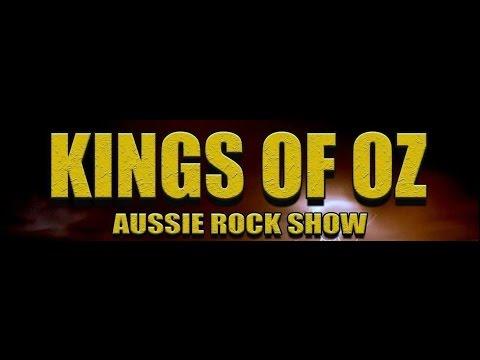 KINGS OF OZ - Aussie Rock Show (Promo Video in HD)