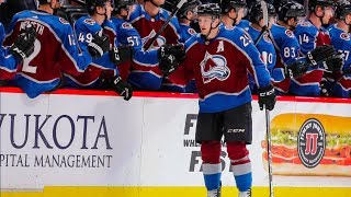 Nathan MacKinnon 2017-18 Season Highlights
