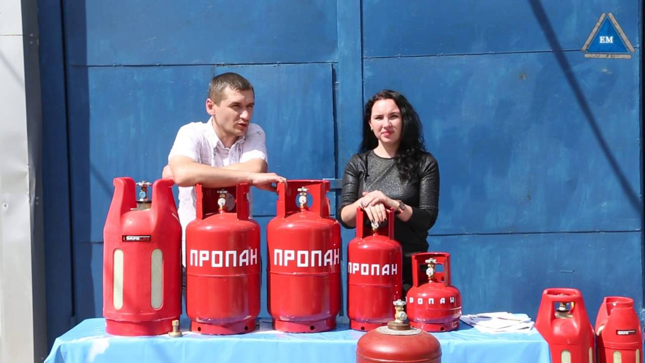 Газовая горелка Пикник RK-2 (баллон 5-8 литров) - YouTube