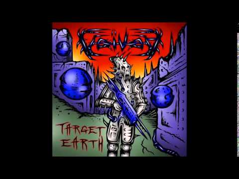 Voivod  Target Earth Full Album