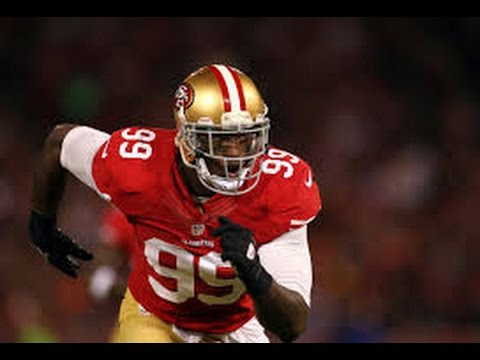 Aldon Smith-San Fransisco 49ers Career Highlights