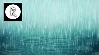 10 HOURS Thunderstorm Sound - Rain & thunder storm relaxation sleep sound│rain sound nature sounds