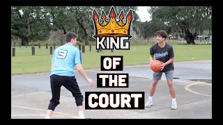 CRAZY KING OF THE COURT GAME *ANKLE SHAKERS* | NEA