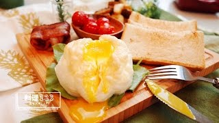雲朵蛋早午餐 | Eggs in Clouds | 料理123