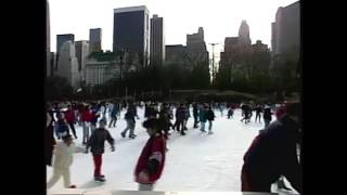Trump and the Wolman Rink