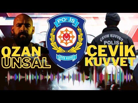 Ozan Ünsal - Çevik Kuvvet 💉 (trap remix) ft. MT