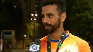 Arpinder Singh Clinches Gold In Men's Triple Jump | Asian Games 2018 | DD Sports