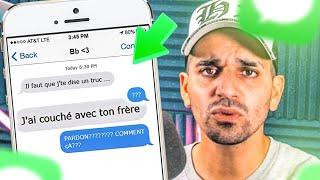"""LES PIRES SMS DES """"EX"""""""