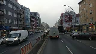 Германия. Берлин #1. Едем улицами Берлина