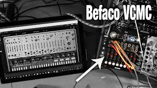 Befaco VCMC Voltage Controlled MIDI Controller for Eurorack
