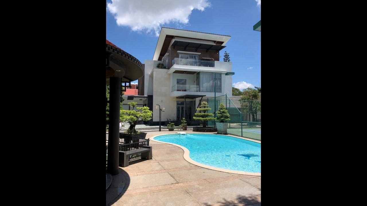 Biệt thự tại Quận 9 có vườn sau nhà và hồ bơi 0856495127