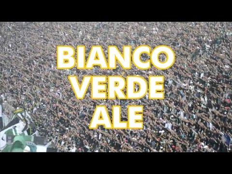 BIANCO VERDE ALE PECAHH..!!