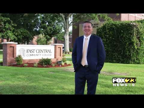 New President At East Central Community College