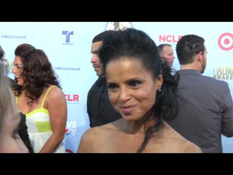 Alma Awards | Victoria Rowell loves working with William Levy | Entretenimiento