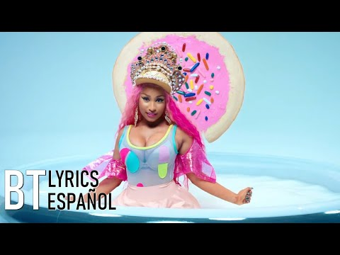 Nicki Minaj - Good Form Ft. Lil Wayne (Lyrics + Español) Video Official