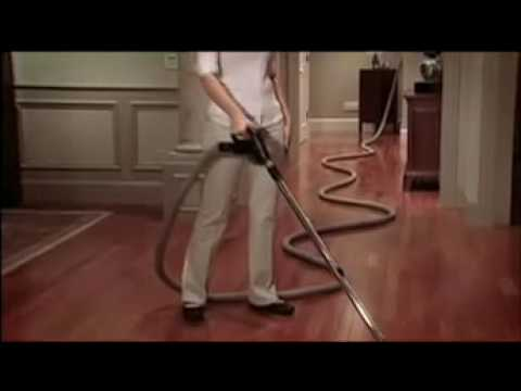 In Wall Vacuum System