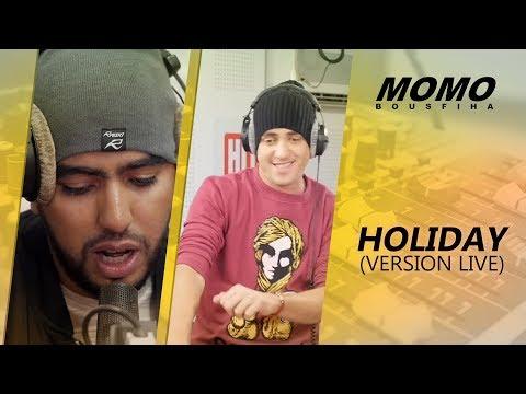 [Exclusive] Lbenj avec Momo - Holiday (Version Live)