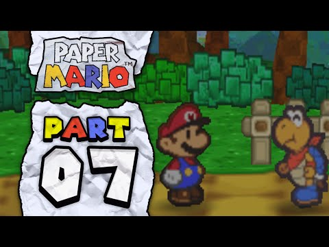Paper Mario: Part 7 - Kooper Joins The Fight!
