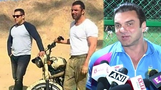 Sohail Khan On Working With Brother Salman Khan In TUBELIGHT Movie