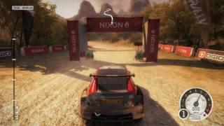 Colin Mcrae DiRT 2, ONLINE (rally) gameplay maxed graphics