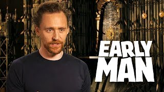 Early Man: The Voices