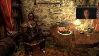 Пев о Соратниках под саундтрек - Skyrim Legendary Journey
