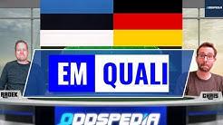 EM-QUALI 2020 - TIPPS zum Spiel Deutschland - Estland und vielen weiteren am Wochenende