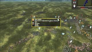 Medieval II Total War Commentary #6: 3v3 using Portugal