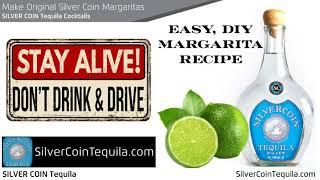 Classic Silver Coin Margarita Recipe