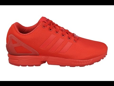 4203aa62dc672 Adidas Originals ZX Flux AQ3098 - YouTube