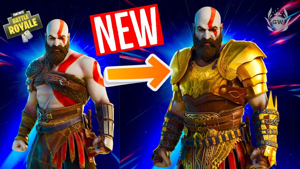 How To Get Armored Kratos Skin Style In Fortnite Battle Royale How To Get Kratos Style In Fortnite Youtube Press shift question mark to access a list of keyboard shortcuts. how to get armored kratos skin style in fortnite battle royale how to get kratos style in fortnite