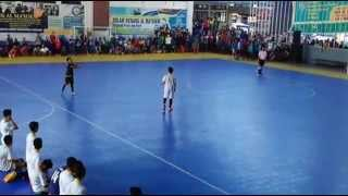Penalti Kick Final Futsal Mini Soccer MESSA Al Masoem 2015