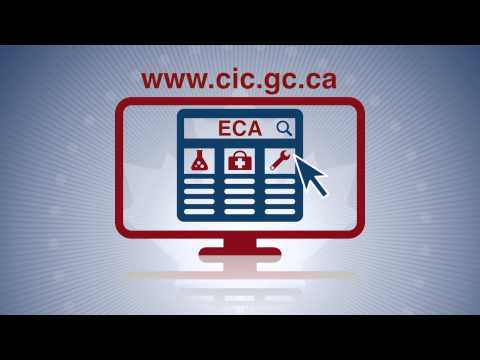 Educational Credential Assessment (ECA) for Express Entry