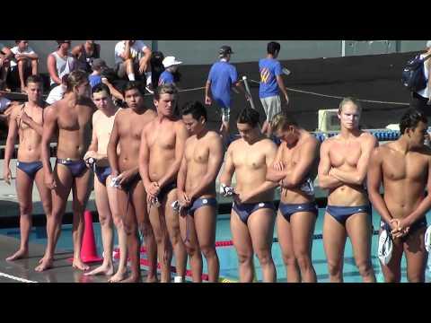 2017 18U Junior Olympic Water Polo Final: Vanguard vs. Santa Barbara Premier