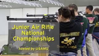 Junior Air Rifle National Championships