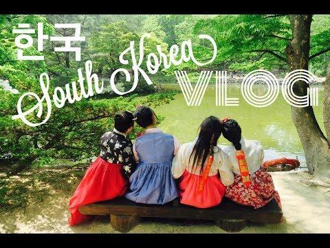 South Korea Trip   Golden Week VLOG