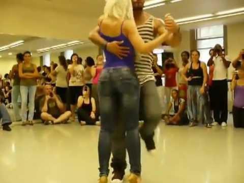 Anselmo Ralph-Não Me Toca-Albir y Sara(Kizomba dance)