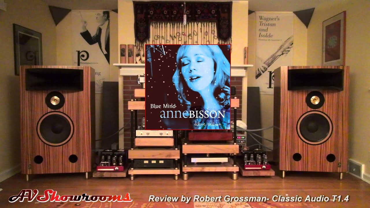 Classic Audio Loudspeakers, T 1 4 Review, part 2, listening session