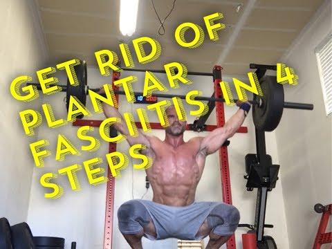 Get Rid of Plantar Fasciitis in 4 Easy Steps   Trevor Bachmeyer   SmashweRx