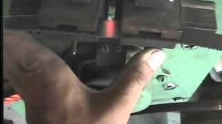 Bandsaw Blade Welder