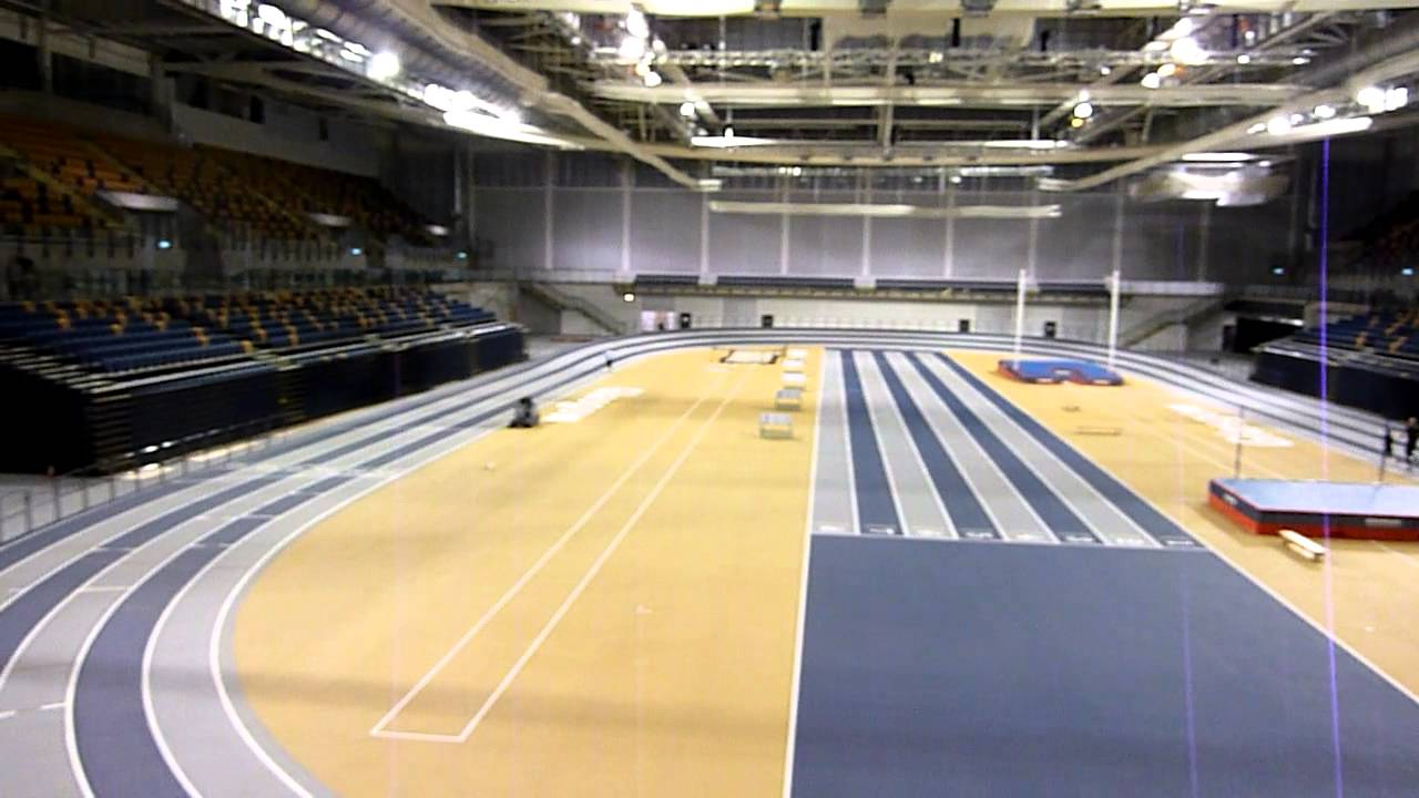 Arena, Emirates Arena, Glasgow - YouTube
