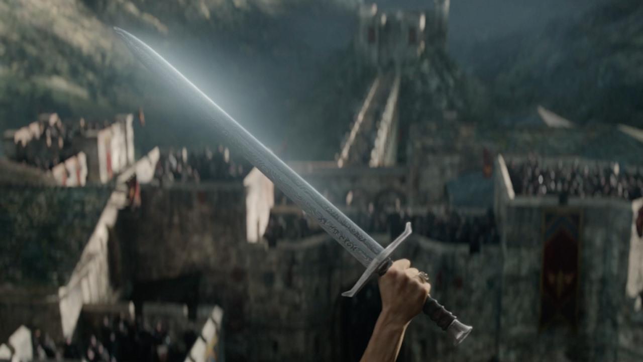 King Arthur: Legend of the Sword (2017) - Official Trailer