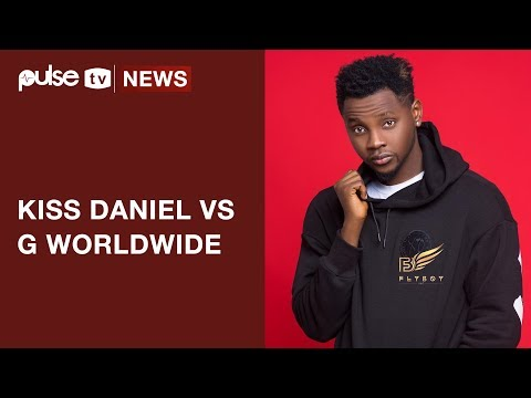 Kiss Daniel Taken To Court by G-Worldwide and It Gets Messier | Pulse TV News - Durée : 1:38.