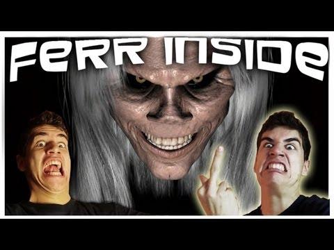 Ferr: Inside - Fanmade Horror [Slovenský letsplay] - Najvačší RAGE?!