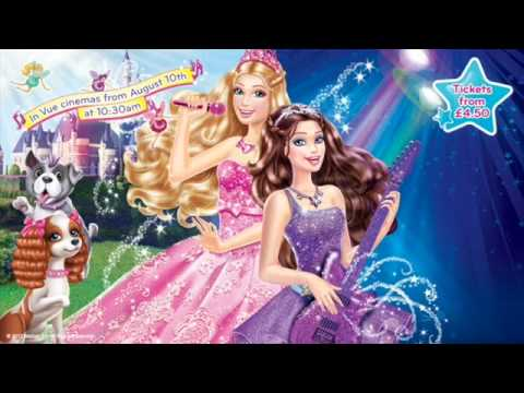 Barbie Princess and The Pop-Star - To be A Pop-Star on Greek